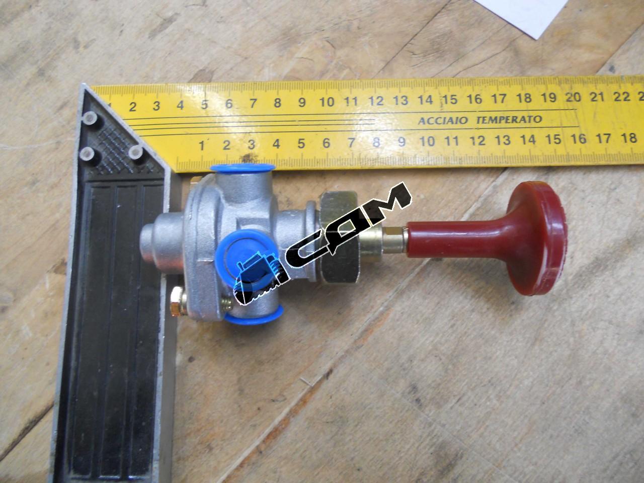 Кран ручного тормоза CDM855 LG50EX.09.01