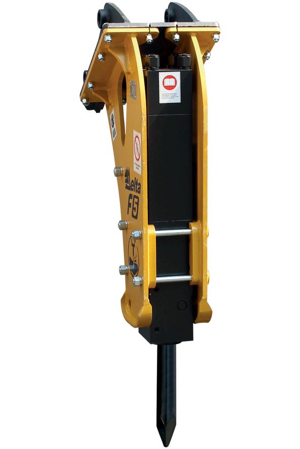 Навесное оборудование Дельта F5